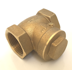 Brass Wastes Swing Check Valve 25mm