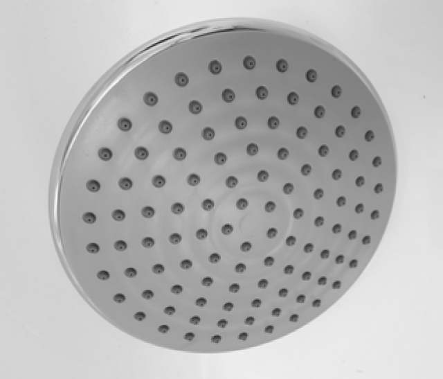 SHOWER ROSE 1 FUNCTION 120MM ROUND